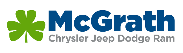 Pat McGrath Chrysler Jeep Dodge Ram Logo